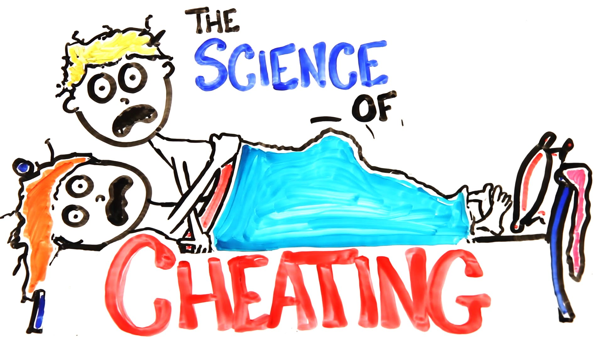 the science of cheating