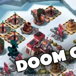 THESE DOOM CANNONS OP! | Boom Beach