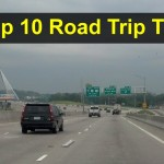 Top 10 road trip tips. Making it safe and comfortable. – VOTD