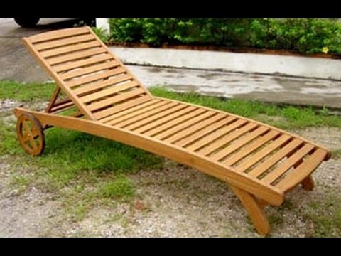 ... Lounge Chair~Design Plans For Wood Chaise Lounge Chair | diy.fyi