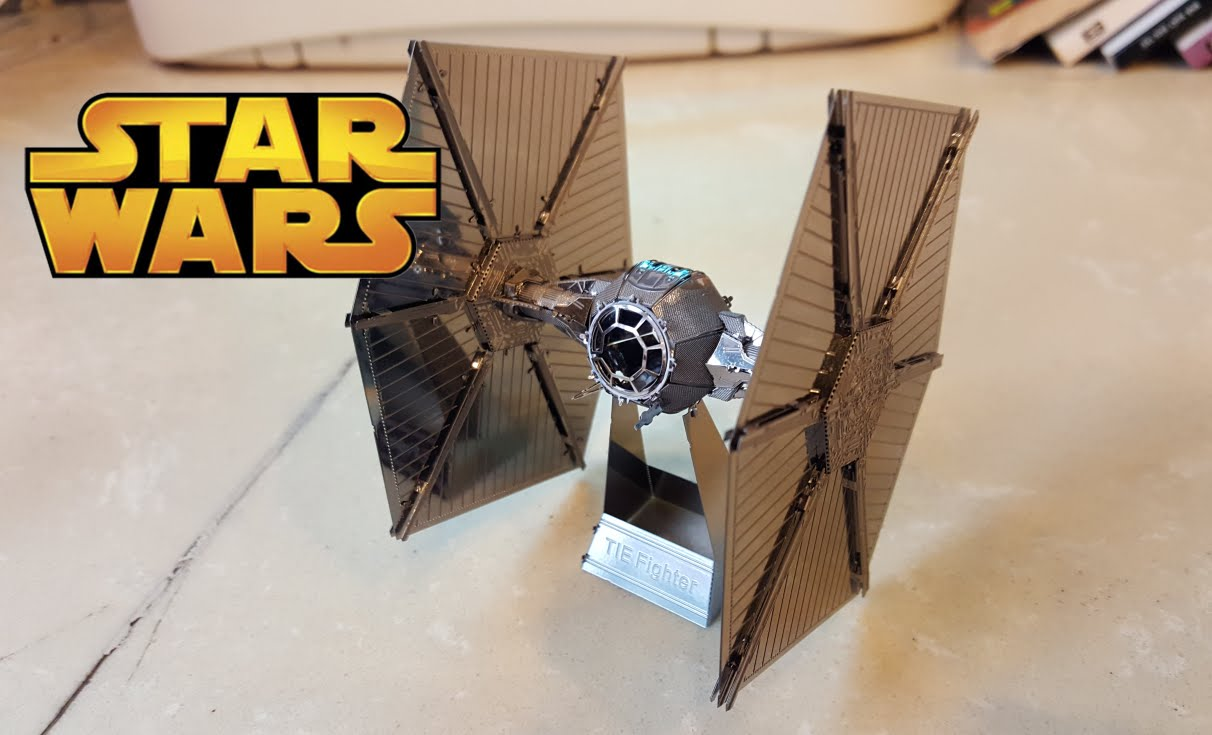 diyfor star wars fan how to assemble a tie fighter