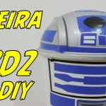 DIY Lixeira R2D2 (Star Wars)