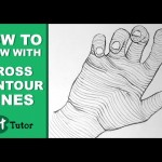 How to Draw With Contour Lines
