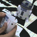 Papercraft R2-D2 #Trailer – Star Wars