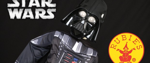 Star Wars Darth Vader Deluxe Costume Top Set from Imagine by Rubie's