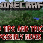 100 #Tips and Tricks for #Minecraft