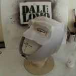 #112: BVS Batman Mask Part 1 – Head (free PDF) | Costume Prop | How To | Dali DIY