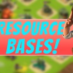 ALL THE LOOT! Boom Beach Resource Base Domination!