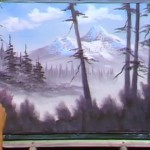 Bob Ross – Mountain Blossoms (Season 5 Episode 3)