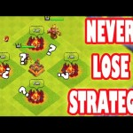 Clash of Clans – NEW NEVER LOSE ATTACK STRATEGY! Best Attack Strategy in #COC #tips