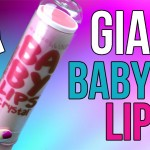 DIY Crafts: How To Make A Giant Baby Lips -DIYs Tinted Lip Balm & Bubblegum Scented-Cool DIY Project
