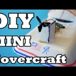 DIY Mini RC Hovercraft