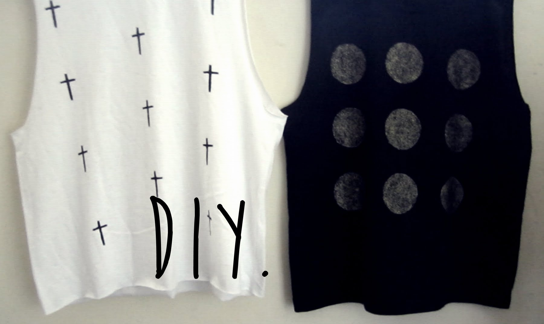 Bekend DIY ♥ Pimp Your Old T-Shirts #diy #hack | diy.fyi &GJ56
