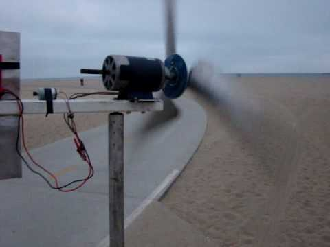 How to make windmill with motor for Best dc motor for wind turbine