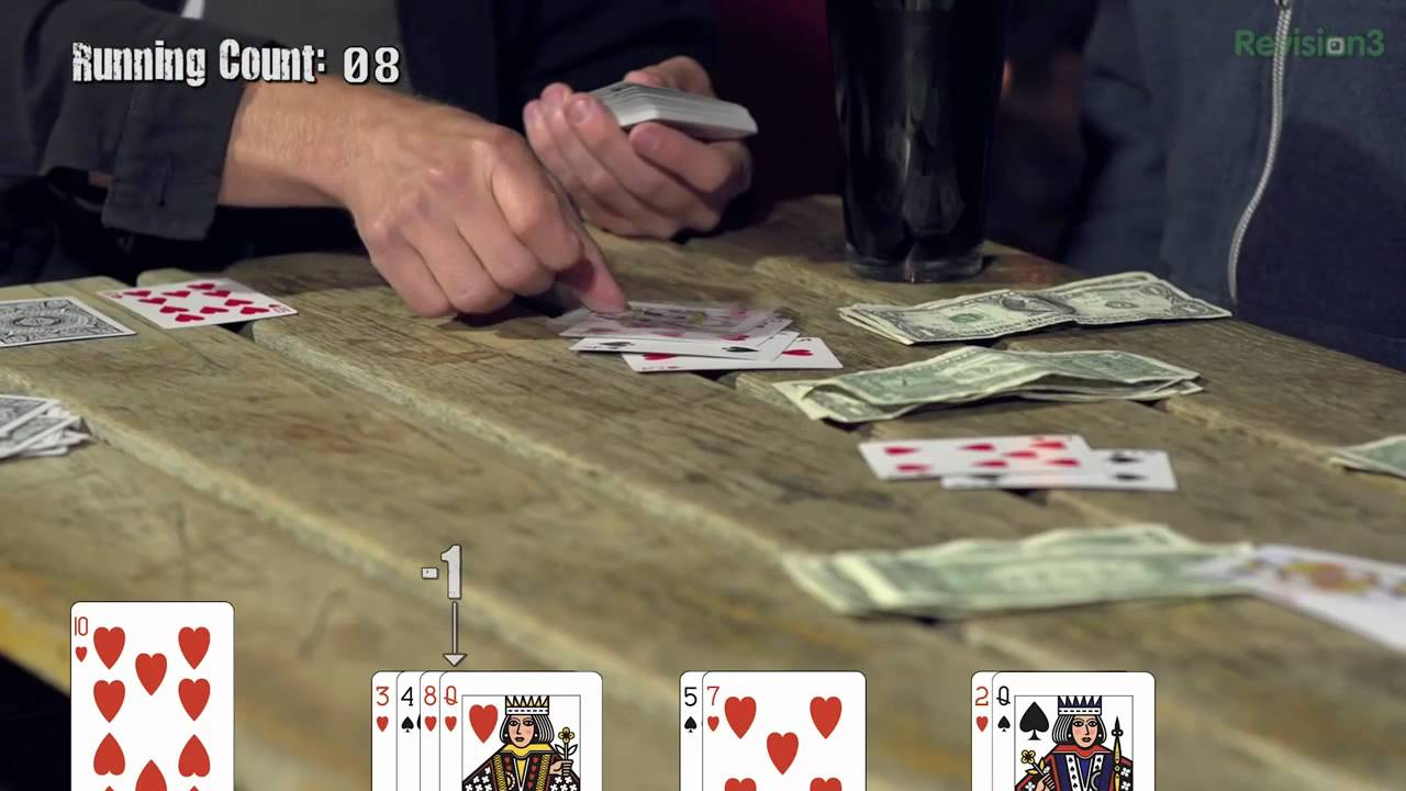 Blackjack counting cards illegal