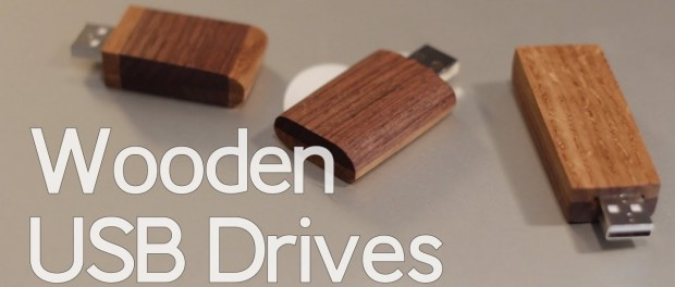 How to Make a #Wooden USB Drive