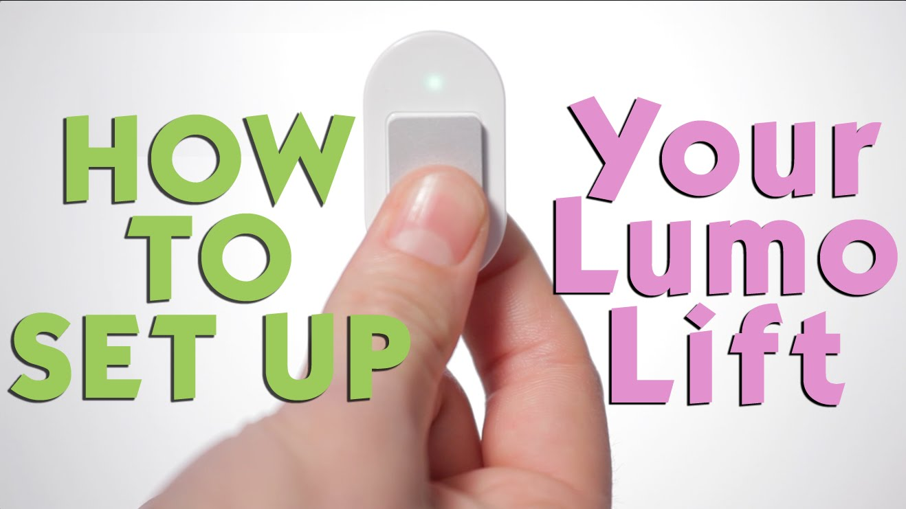 How To Use The Lumo Lift Howcast Tech Diy Fyi