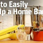 #HowTo Easily Set Up a Home Bar