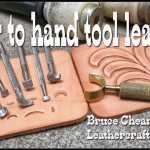 Leather Tooling Basics Tutorial for Beginners