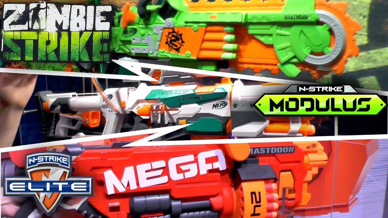 Get ready to aim…and…3..2..1…BLAST OFF! Hasbro has us floored with the new Nerf  Rival Nemesis MXVII-10K.