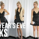New Years Eve Outfits + Lookbook | Rachel Zoe and The Zoe Report | The Fashion Statement w/ Amy Pham