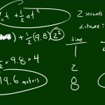 Physics Lecture – 4 – Calculating Distance Traveled