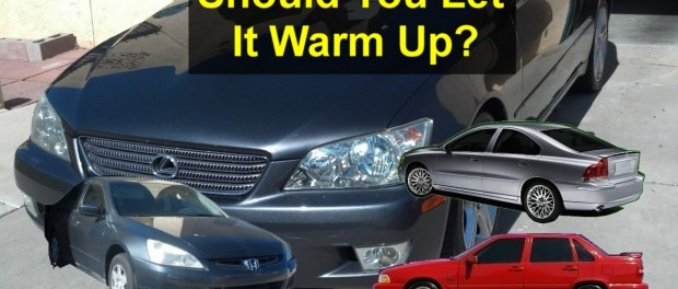 Should you let your car warm up before driving it? – VOTD