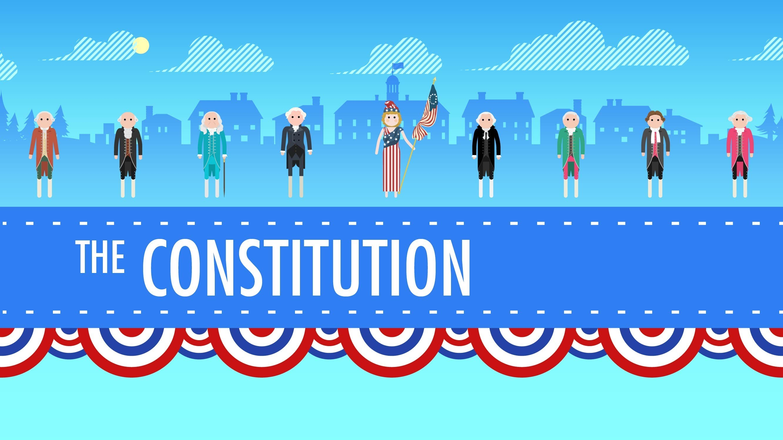 the constitution America's first constitution, the articles of confederation, was ratified in 1781, a time when the nation was a loose confederation of states, each operating like independent countriesthe.