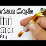 TR#19 Mini Tattoo Gun