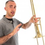 Trombone Lesson 1: Assembly, Disassembly, & How to Hold