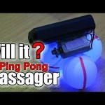 Will it Massage? DIY Ping Pong Relax Massager