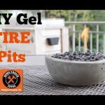 Build A Cool DIY Gel Fire Pits