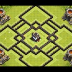 Clash of Clans – Town Hall 9 (TH9) Hybrid Base