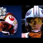 DIY Star Wars X-Wing Helmet
