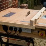 Genius Homemade Table Saw with Router and Jigsaw