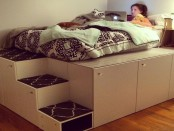 IKEA Platform Bed Hack