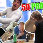 50 BEST PRANKS – HOW TO PRANK COMPILATION