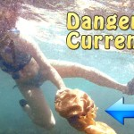 Almost Drowned While Fishing In Dangerous Currents (Tropical Island Part 10 of 14)