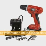Best  Black Decker LD120VA 20 Volt MAX Lithium Ion Drill D Review