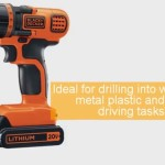 Top 5 BLACK DECKER LDX120C 20 Volt MAX Lithium Ion Cordless Drill Driver   Power Core  Review