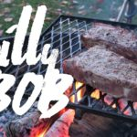 Billy BOB Campfire Cooking Grate is Awesome!!