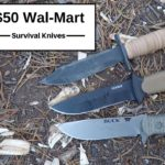 $50 Wal-Mart Survival Knives: Which Is Best?