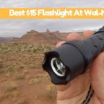 Best $15 Wal-Mart Flashlight!? Coast Polysteel 250